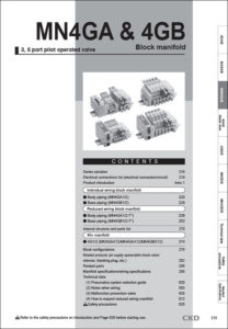MN4GA/B Technical Data